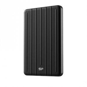 Silicon Power Portable SSD Bolt B75 Pro 512 GB, USB 3.2, Black