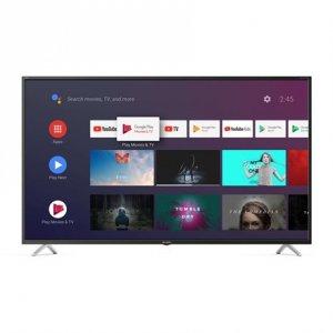 Sharp 50BL3EA 50 (126 cm), Smart TV, Android 9.0 (Pie), 4K UHD, Wi-Fi, DVB-T/T2/C/S/S2, Black, 3840 x 2160