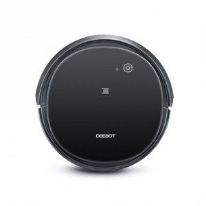 Ecovacs Vacuum cleaner DEEBOT 500 EU Warranty 24 month(s), Battery warranty 24 month(s), Robot, Black, 20 W, 0.52 L, 65 dB, Cor