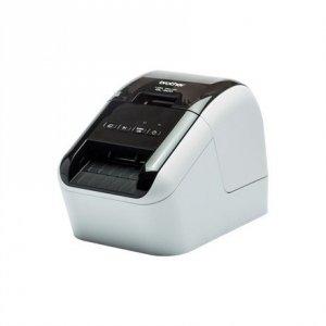 Brother QL-800 Mono, Thermal, Label Printer, Other, Black, Grey