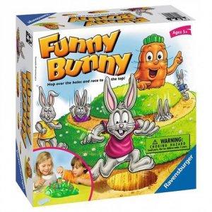 RAVENSBURGER Game Funny Bunny LT, 22081