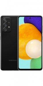 Samsung Galaxy A52 A525 Awesome Black, 6.5 , Super AMOLED, 1080 x 2400, Qualcomm SM7125 Snapdragon 720G, Internal RAM 6 GB, 12