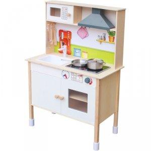 Kuchnia drewniana dla dzieci junior chef enero mini