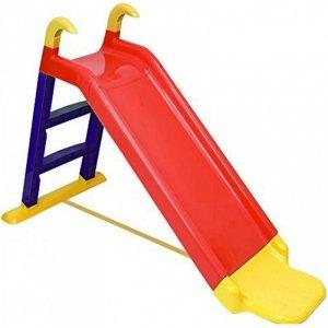 Zjeżdżalnia ogrodowa plastikowa dla dzieci 141x60x78,5cm