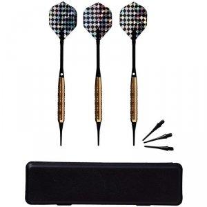 Rzutki lotki metalowe dart Cavalier 3szt Best Sporting