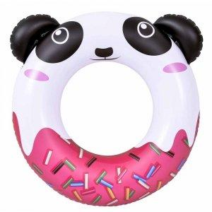 Kółko do pływania Donut panda i jednorożec mix 55cm 37595