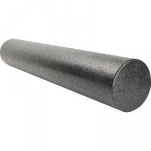 Wałek roller do masażu crossfit Epp czarny 15x90cm 465g Eb fit