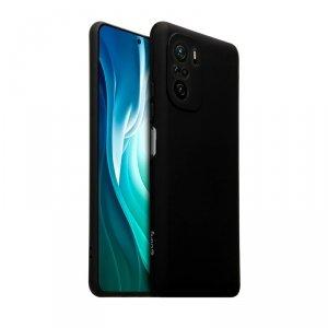 Crong Color Cover - Etui Xiaomi Mi 11i 5G (czarny)