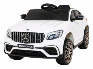 Pojazd Mercedes Benz GLC63S Biały