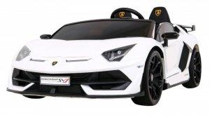Pojazd Lamborghini SVJ DRIFT Biały