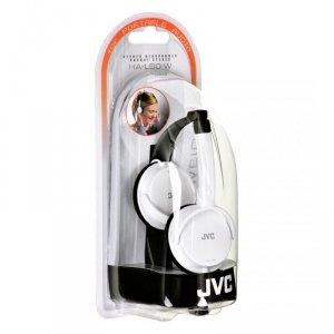 Słuchawki JVC HAL50WE (nauszne; NIE; kolor biały