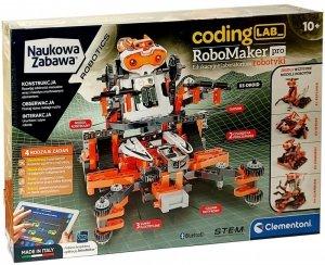 ROBOMAKER PRO LABORATORIUM ROBOTYKI EDUKACYJNEJ CLEMENTONI