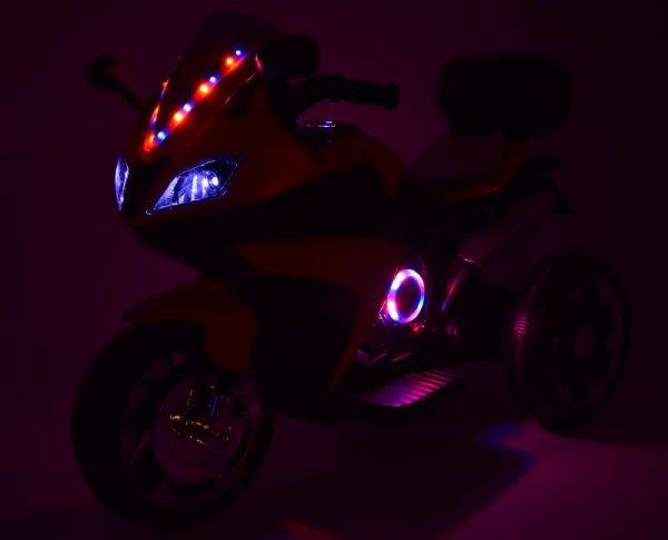 NAJNOWSZY  WIELKI MOTOR PANEL, DŹWIĘKI, SKÓRA/FH605