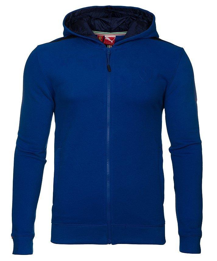 Puma Ferrari bluza męska Hooded Sweat Jacket 567084 04