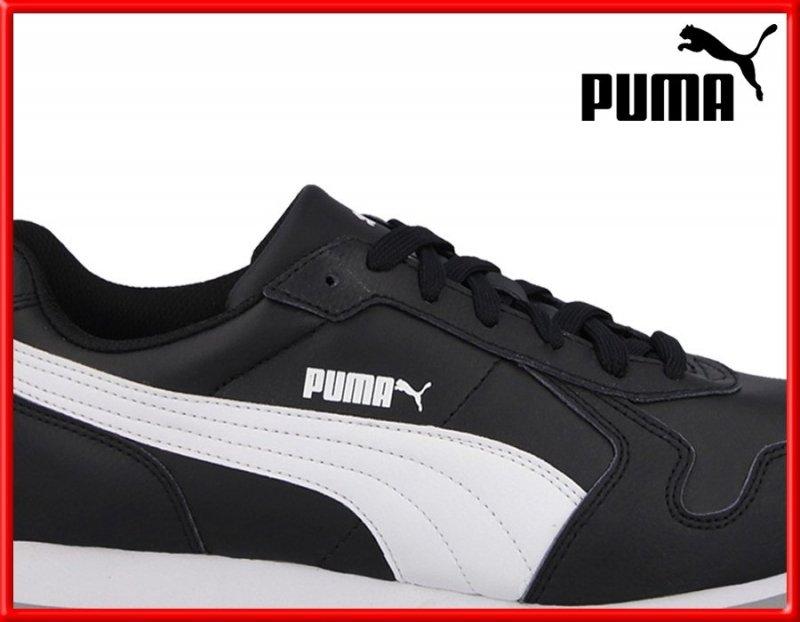 BUTY PUMA RUNNER FULL SKÓRA 359130 01