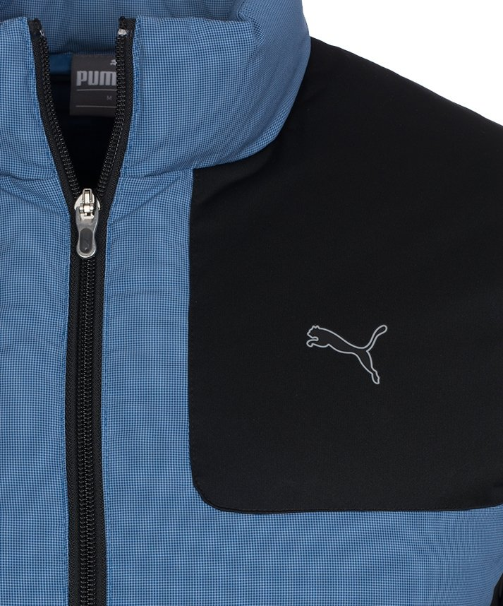Puma Golf Japan Collection kurtka niebieska 923188 03