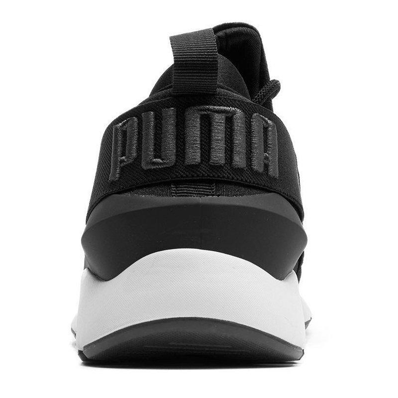 Puma buty damskie Muse Satin ll Wn's Black 368427 02