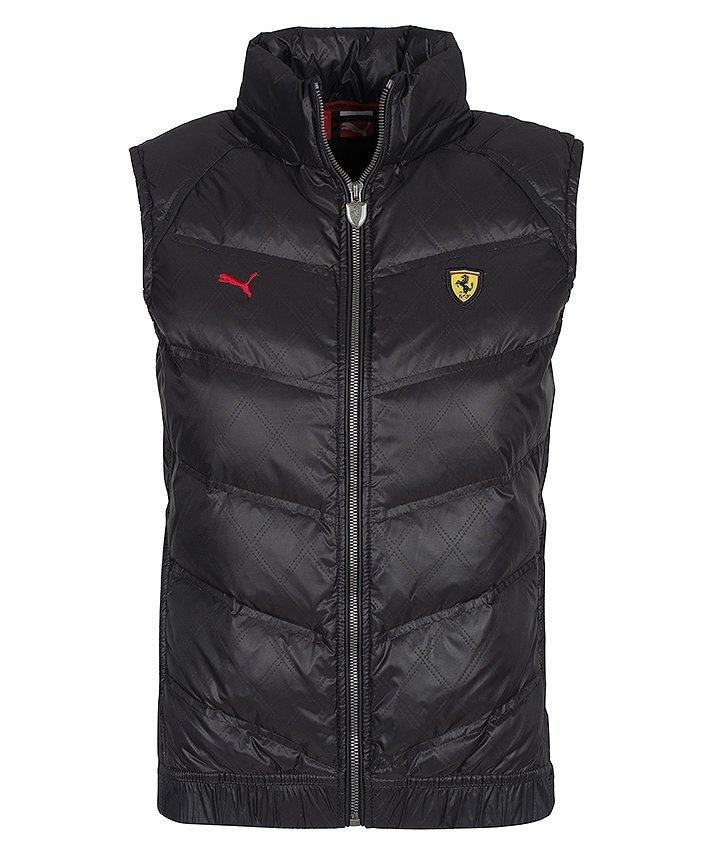 Puma Ferrari damski bezrękawnik puchowy Classic Down Vest 567591 02