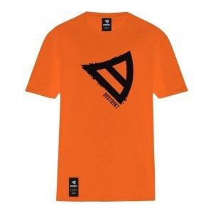 Koszulka DYSTRYKT  Pomarańczowa