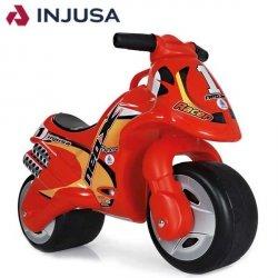 INJUSA Jeździk Motocykl Biegowy Neox Czerwony