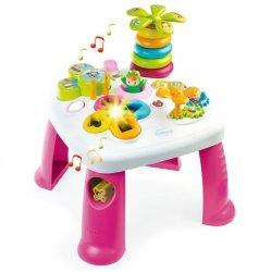 SMOBY Cotoons Stolik dla dziecka RÓŻOWY