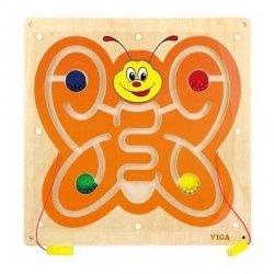 VIGA Zabawka Ścienna Motylek