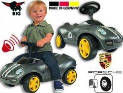 BIG Jeździk Porsche