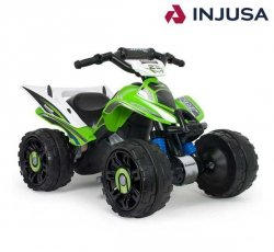INJUSA Quad Kawasaki AVT 12 V