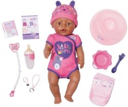 Baby Born Lalka Interaktywna etniczna