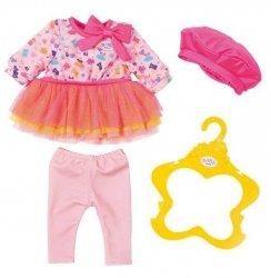 Baby Born Kolekcja Ubranek w Kolorze Różowym