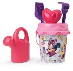SMOBY Wiaderko Minnie Mouse Z Akcesoriami