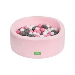 Lulando Basen z piłeczkami różowy