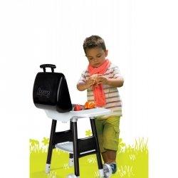 Smoby  Grill dla dzieci Barbecue z akcesoriami Sztuczne Płomienie