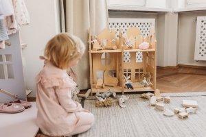 Domek dziecięcy 3w1