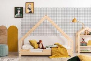 Łóżko dziecięce DOMEK LOCA C różne rozmiary