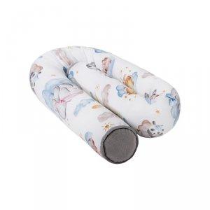 LULANDO Art Collection Wałek do łóżeczka - Sleepy