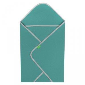 LULANDO Otulacz wafel do nosidła Yeti - Zielony