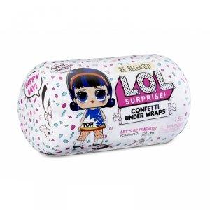 MGA LOL Surprise Confetti Under Wraps Niespodzianka