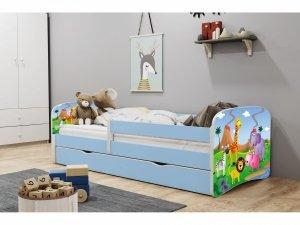 Łóżko dziecięce SAFARI 160x80 różne kolory