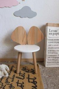Krzesełko dziecięce myszka premium