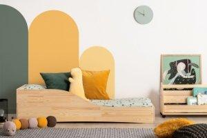 Łóżko dziecięce drewniane PEPE 3 różne rozmiary