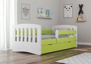 Łóżko dziecięce CLASSIC 1 różne kolory 160x80