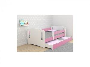 Łóżko dziecięce CLASSIC 2 różne kolory 160x80