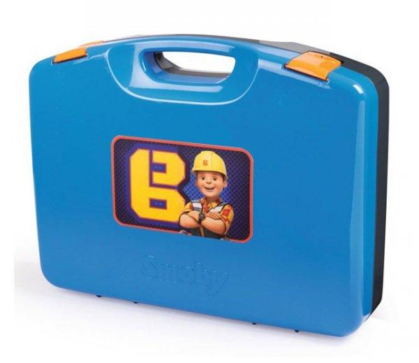 SMOBY Warsztat W Walizce Bob Budowniczy