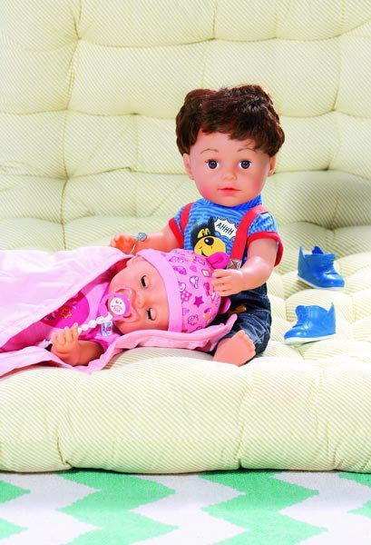 Baby Born Lalka Interaktywna Braciszek