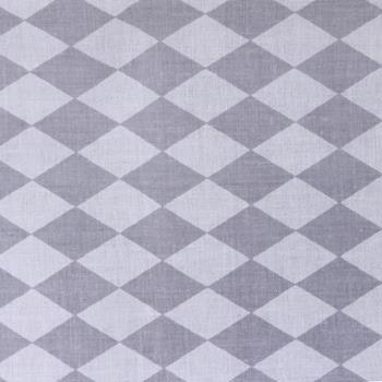 Lulando Kocyk MINKY 80x100 mięta-szare romby