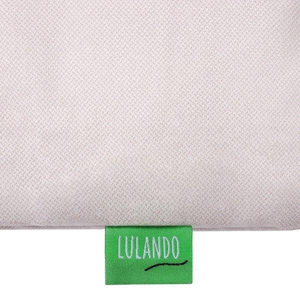 Lulando Huśtawka dla dzieci SWING FRILL beżowy