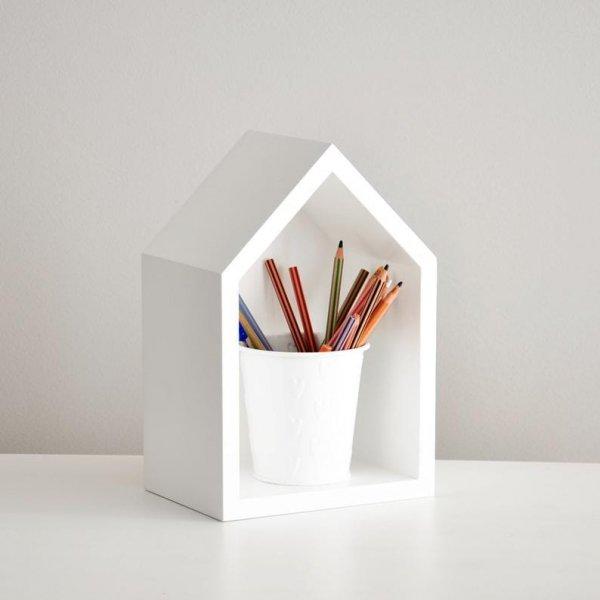 półka-ścienna-domek-biała-02