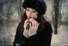 Winter - Obraz na płótnie