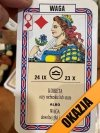 Wróżby królewskie. Karty Nowe zestaw